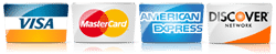 largo locksmith services accepts visa, master card, discover, and amex credit cards